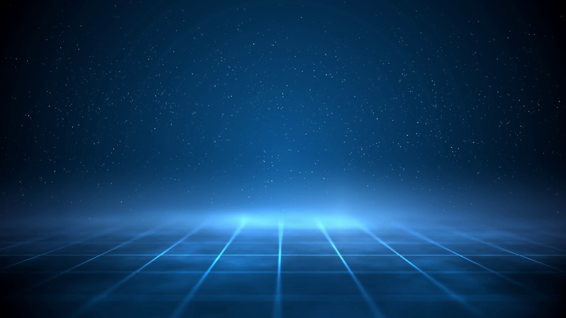 Science fiction blue checkerboard motion background loop ...