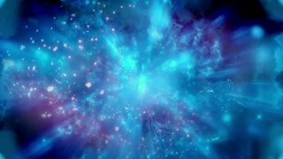Science fiction space VJ looping abstraction CG animated background