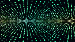 Spacy science fiction style motion background loop HD