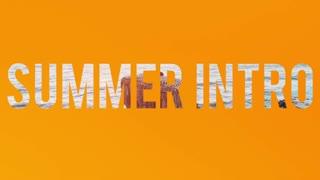 Summer Intro 2