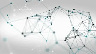 Technology Network Background