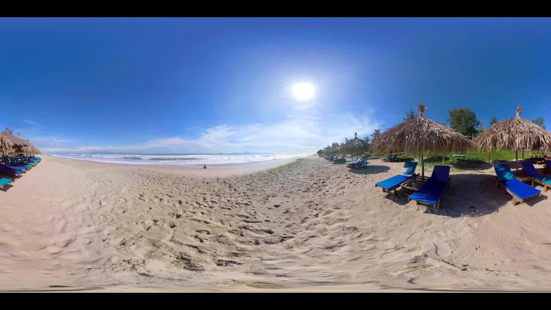 Vietnam Beach 360 VR