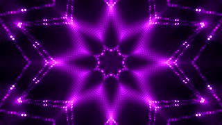 Violet glittering lights background