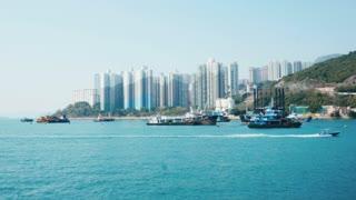 Water Views of Hongkong