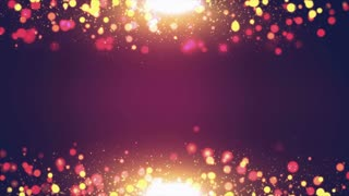 Wedding Particles Background Animation 4K Hd