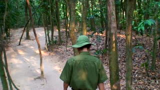 Vietnam Jungle Walking