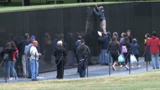 Vietnam War Memorial Wall