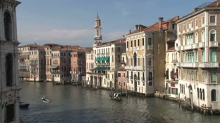 View from a Venetian Bridge