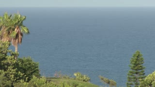 View of Big Blue Atlantic Ocean From Bermuda