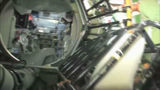 View of Equipment in ISS