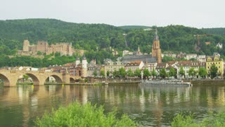 View of Heidelberg Across River