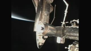 View of International Space Station