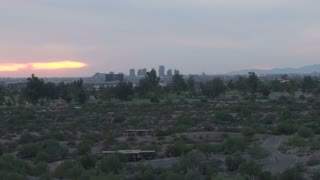 View of Phoenix From a Distance