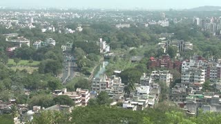 View of Pune From Above