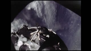 View of Space Module From Apollo 9