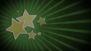 Vintage Star Rays