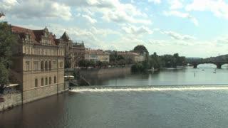 Vltava River Prague 2