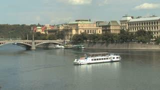Vltava River Prague 3