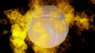 Volleyball On Fire 2