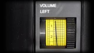Volume Left