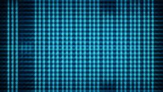 VU Meter Mini Dot Grid