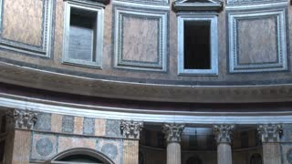 Walls Inside St. Peters Basilica