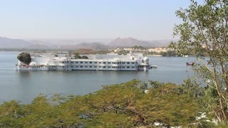 Water Palace in Udaipur