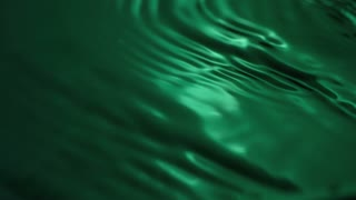 Water Ripple Green