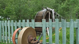 Waterwheel and Grindstone