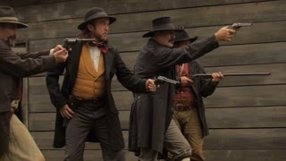 Western Gun Fight