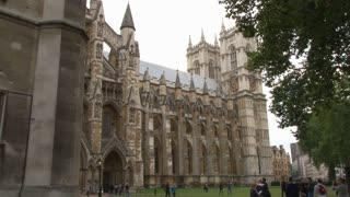 Westminster Abbey Grounds