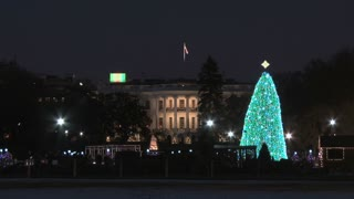 White House and the National Christmas Tree