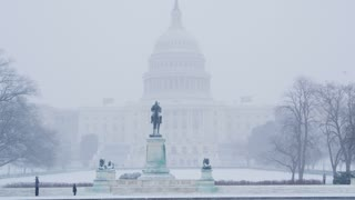 White Winter United States Capital