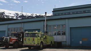 Whittier Alaska Industrial Sector