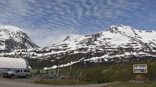 Whittier Alaska Industry and Boat Yards