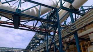 Wide Shot of Ashkelon Seawater Reverse Osmosis Plant