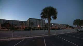 Wide View of Kennedy Space Center
