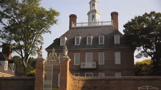 Williamsburg Governors Mansion 2