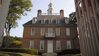 Williamsburg Governors Mansion 4