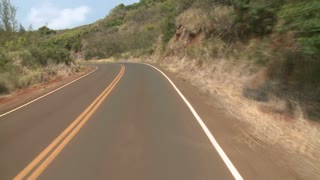 Winding Roads Through Maui