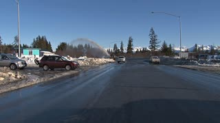 Winter Clean Up and Homer Alaska Traffic