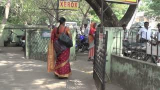 Woman In Chennai