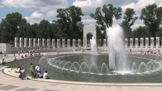 World War II Memorial Washington DC