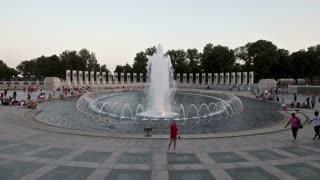 WW2 Memorial Timelapse
