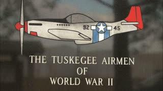 WW2 Tuskegee Airmen