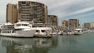 Yacht Harbor Timelapse