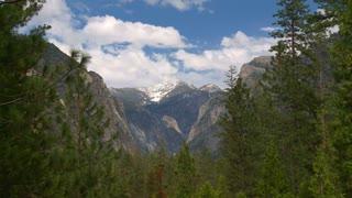 Yosemite Mountain Timelapse