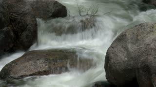 Yosemite Rocky Stream