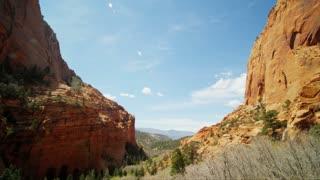 Zion Canyon, serene day