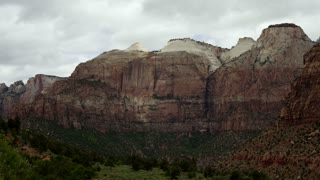 Zion Mountain Valley